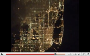 Cities at Night, an Orbital Tour Around the World