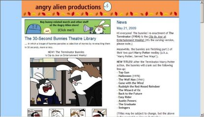angry alien productions